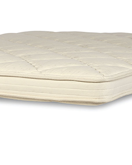 Dream Spring Deluxe Pillow Top Pad - Twin