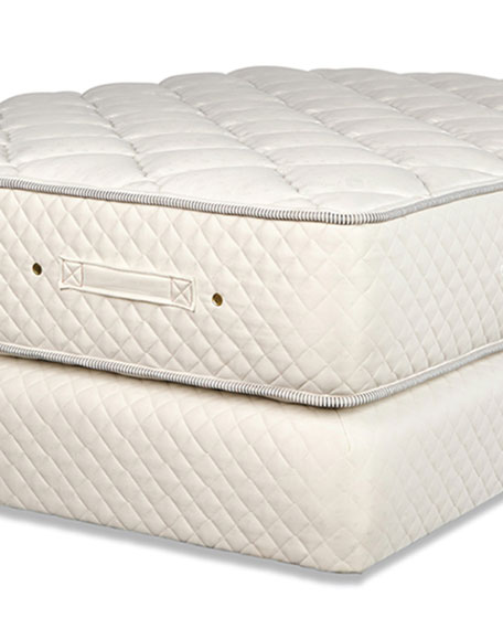 Dream Spring Limited Plush California King Mattress Set