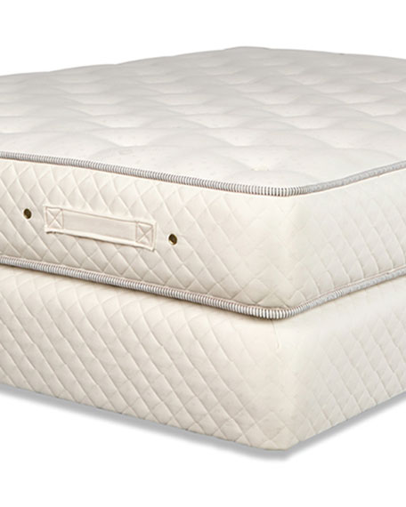 Dream Spring Limited Firm California King Mattress Set