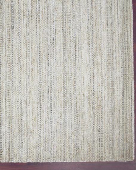 Maddox Hand-Woven Rug, 5' x 8'