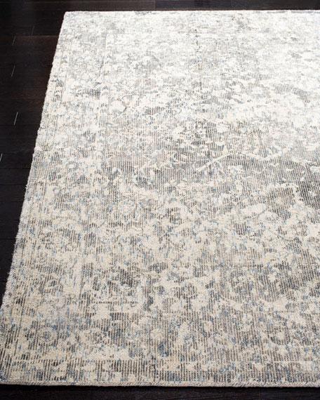 Freja Loom-Knotted Rug, 9' x 12'