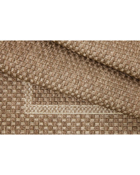 "Gold Collection Outdoor Rug, 7'10"" x 10'"