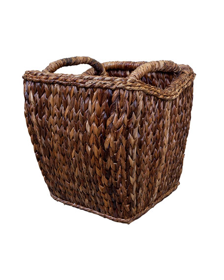 Mainly Baskets Sweater Weave Havana Vineyard Basket