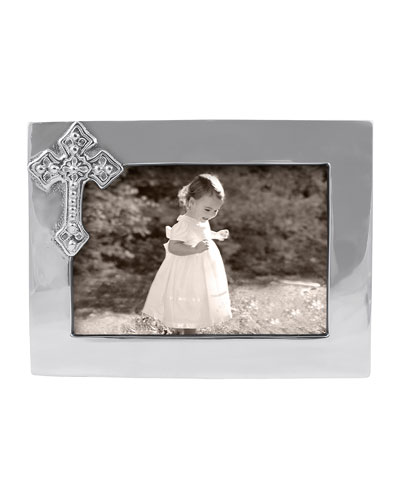 Cross Picture Frame  4 x 6
