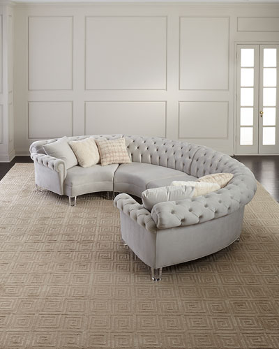 Varriane Petite Sectional