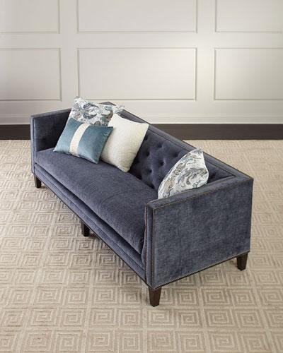 Gaitland Tufted Sofa  90