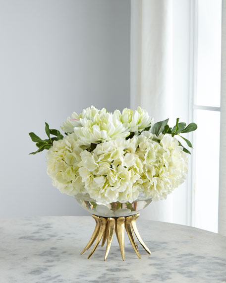 Elegant Hydrangeas