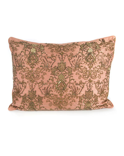 Doge Palace Lumbar Pillow