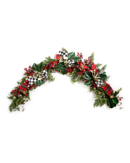 Deck The Halls Garland