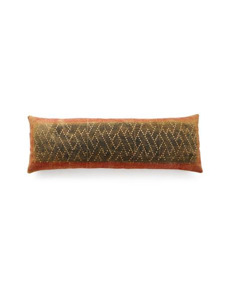 Zenda Large Bolster Pillow