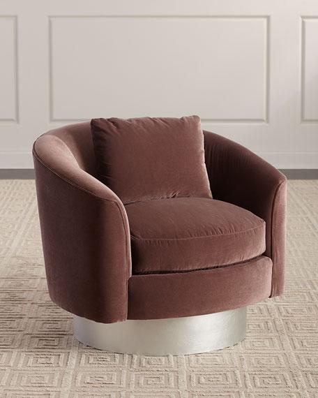 Bernhardt Camino Swivel Chair