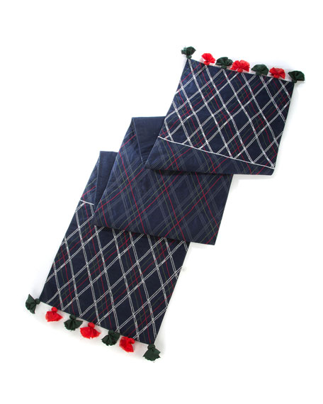 MacKenzie-Childs Highbanks Table Runner