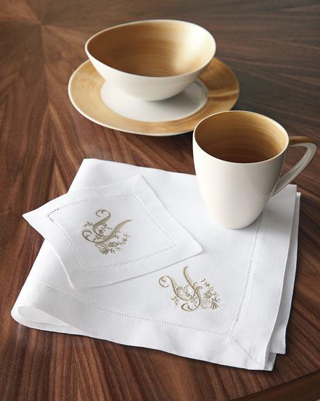 Brushstroke Mugs, Set of 4
