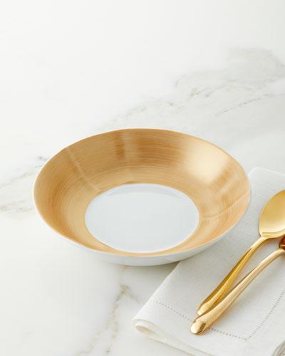 Brushstroke Pasta Bowls  Set of 4