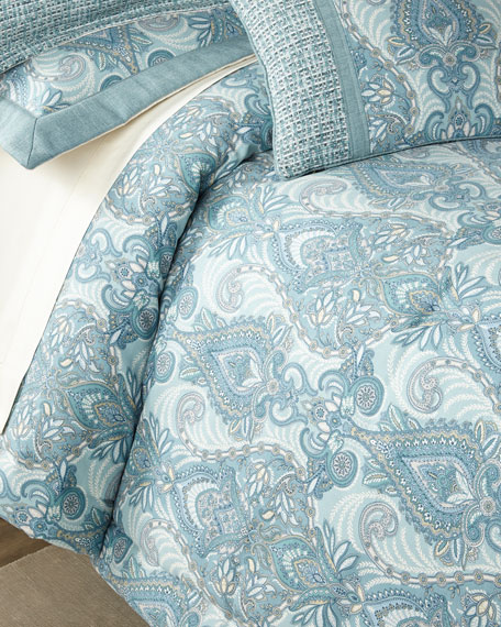 Avalon 3-Piece Queen Comforter Set
