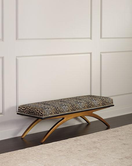 John-Richard Collection Euclidean Bench