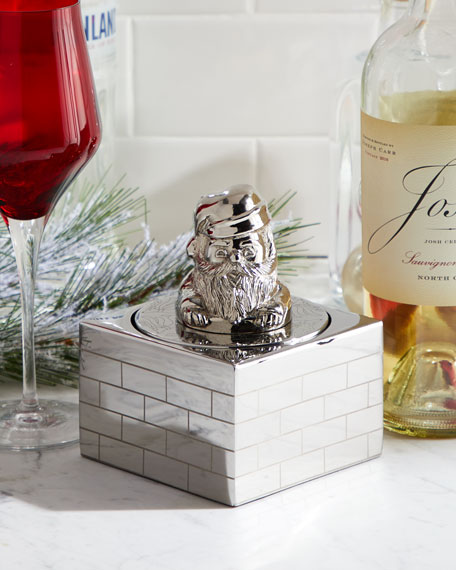 Godinger Santa 4-in-1 Wine Set