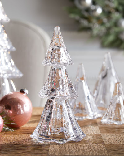 Berry & Thread Small Clear Tree Tower  Set of 3