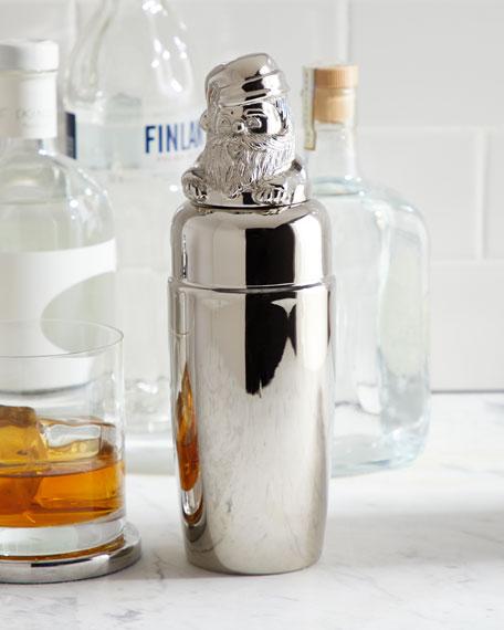 Godinger Santa Cocktail Shaker