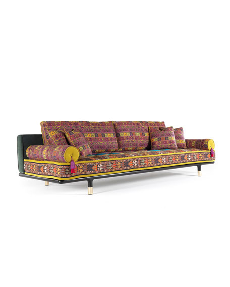 Woodstock Four-Seater Sofa