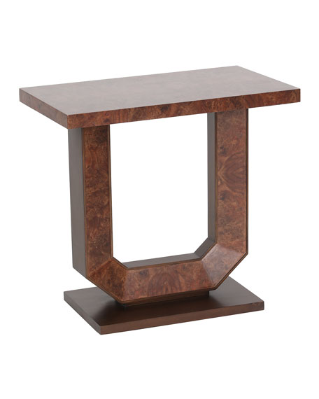 Clive Accent Table