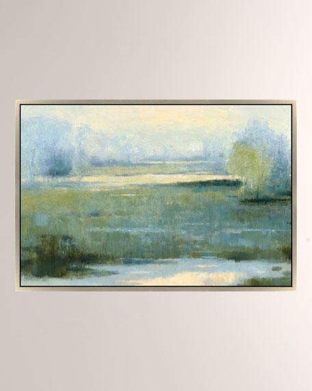 """""""Breezin Treezin"""" Giclee Canvas Art"""