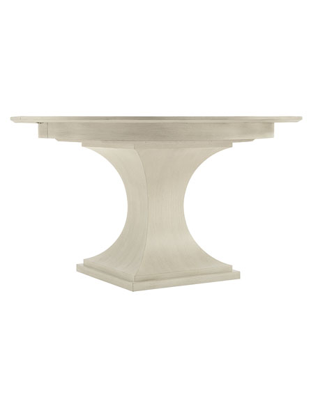 East Hampton Round Pedestal Dining Table