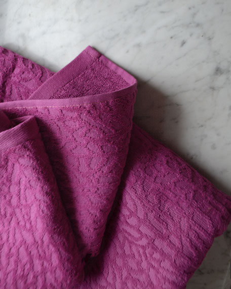 Ventalina 3-Piece Organic Bath Towel Set