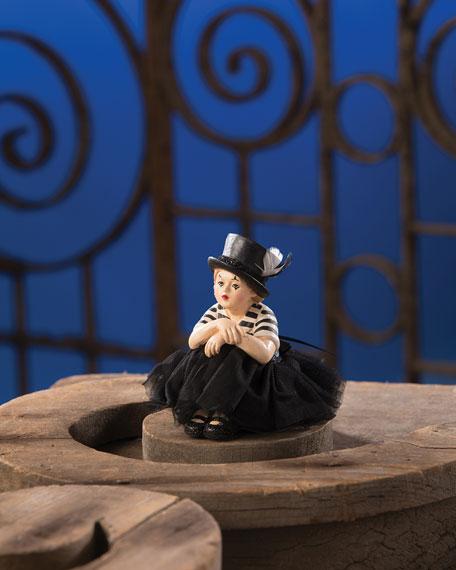 Mime Madeline Figurine