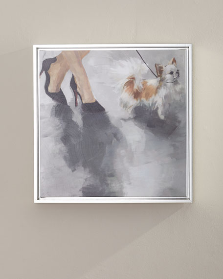 """City Dogs I"" Wall Art"