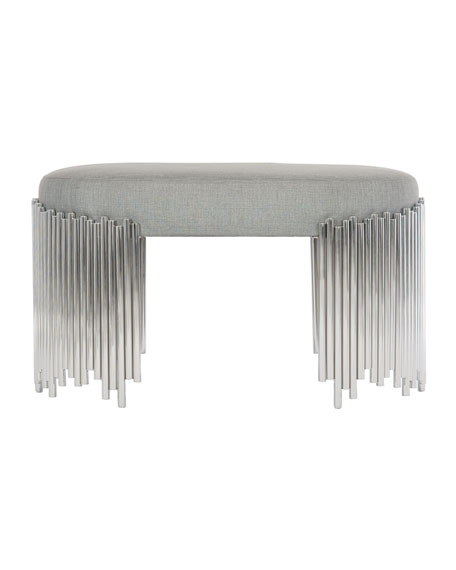 Calista Modern Oval Bench