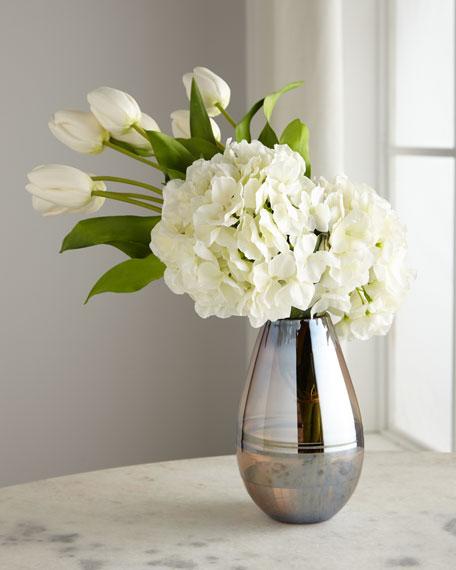 John Richard Collection Swaying Tulips Floral Arrangement