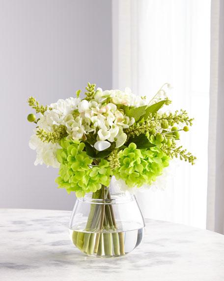 John-Richard Collection Delightful Nosegay Florals