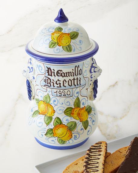 Dicamillo Baking Co Il Faso Limone e Leone