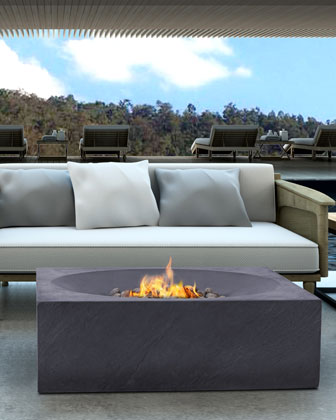 Paloma Fire Table - Natural Gas