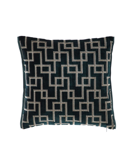 Designers Guild Jeanneret Ocean Pillow