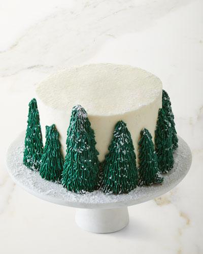 Eggnog Buttercream Showstopper Cake
