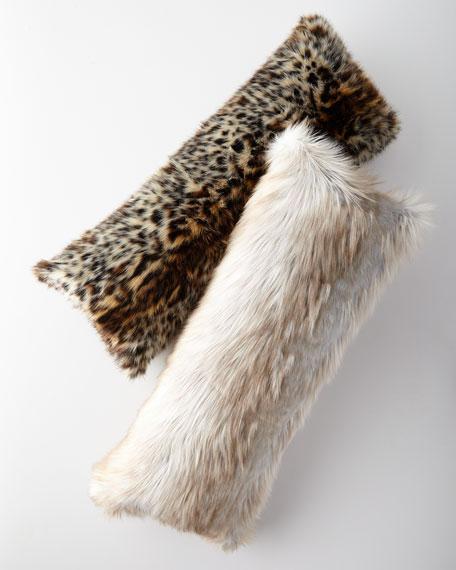 Fabulous Furs Limited Edition Lumbar Pillow