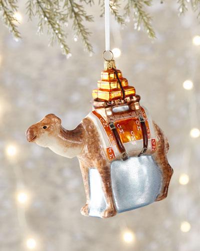 The Camel Ornament