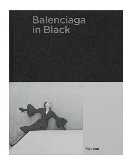 """""""Balenciaga in Black"""" Book"""