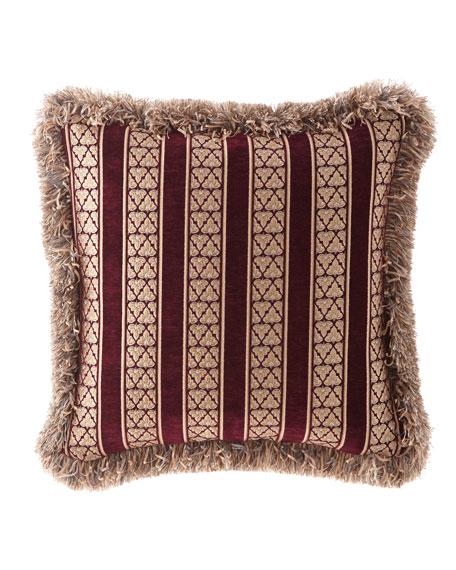 """Vogue 20"""" Pillow"""