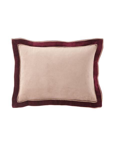 "Vogue Boudoir Pillow, 13"" x 18"""