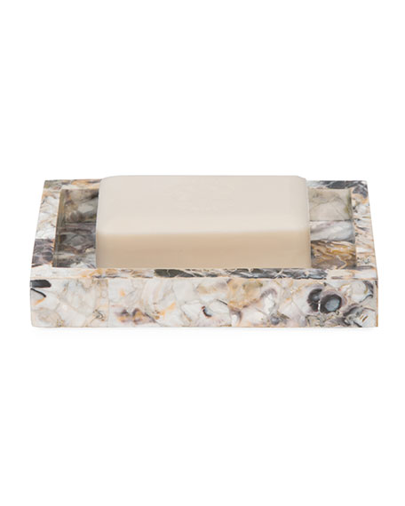 Tramore Natural Laminated Soap Dish