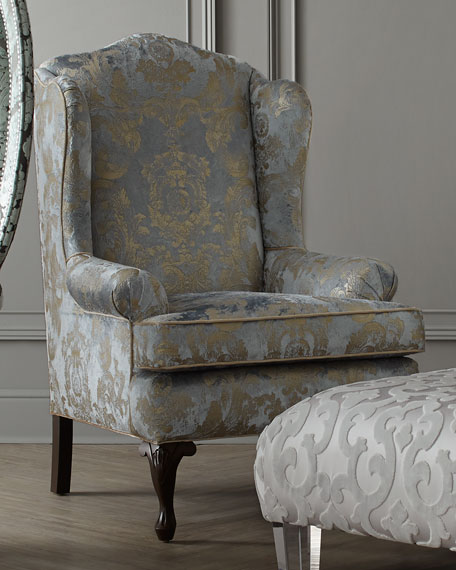 Priscilla Wing Chair
