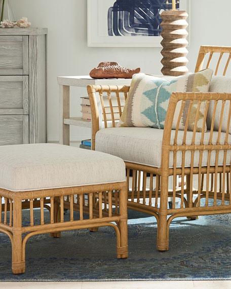Kingston Lounge Chair & Ottoman