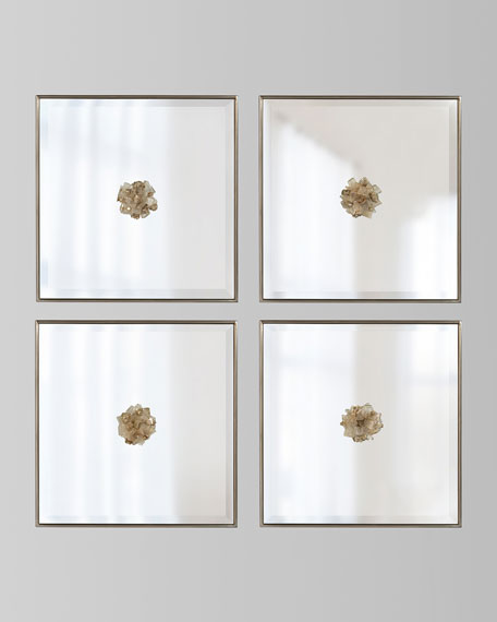 Constellation Mirrors, Set of 4