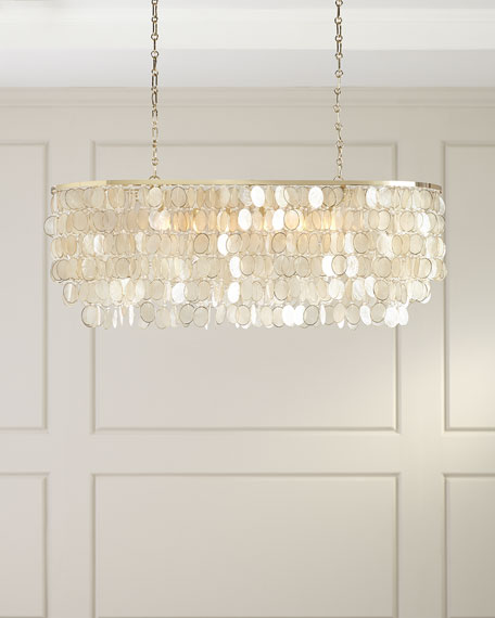 Aurora Linear Chandelier