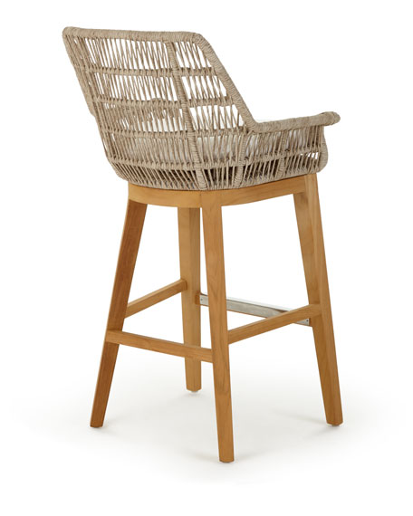 Loretta Outdoor Bar Stool