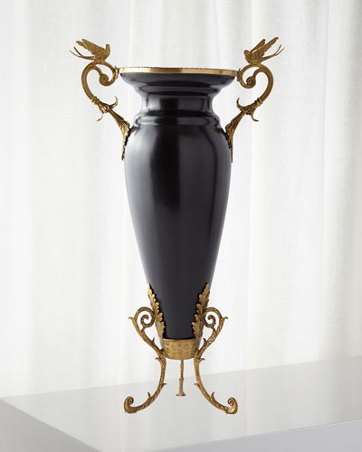 Brass Detailed Vase