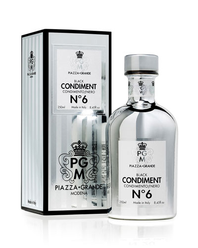 Chrome Collection No. 6 Condiment  8.45 oz./ 250 mL